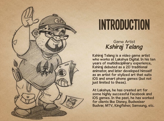 Kshiraj Telang Introduction