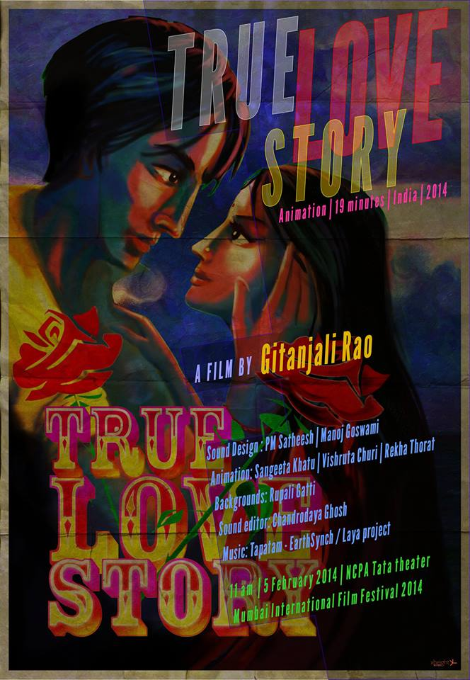 Gitanjali Rao's latest short film - True Love Story