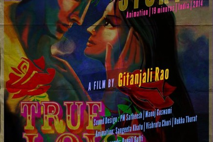 Gitanjali Rao's latest film 'True Love Story' premieres at MIFF '14