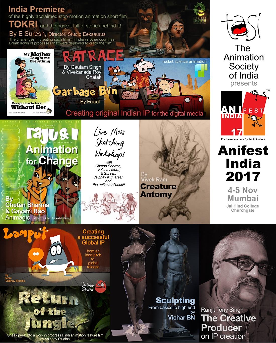 Anifest India 2017 - Register Now!